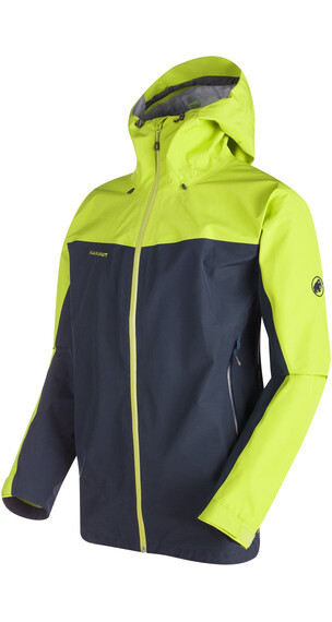 Mammut Crater HS Jacket Men marine-sprout
